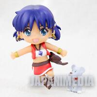 Nadia The Secret of Blue Water & King Petit Nendoroid Figure JAPAN ANIME GAINAX