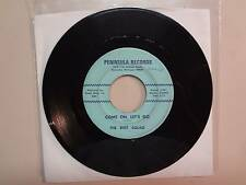 """RIOT SQUAD:Come On,Let's Go-Ferry 'Cross The Mersey-U.S. 7"""" 68 Peninsula Records"""