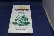 The Best of Georgia Outdoors Racoon Hunt Morgan County Pennington Seeds Vol.6VHS