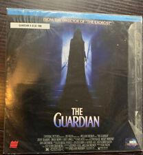 The guardian  laserdisc
