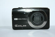 CASIO EXILIM ZOOM EX-Z25 12.1 MP DIGITAL CAMERA- BLACK- FAULTY- 266