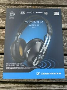 Sennheiser 506250 Over-Ear Wireless Headphones - Black
