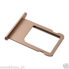 SIM Tray Adapter Schlitten Holder Slot Karten card Halter iphon 6S 4.7'' Gold