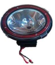 "7"" HID Black Xenon Driving Light Off Road Spot light Car SUV Jeep ATV 4x4"