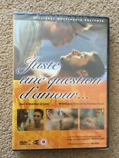 Juste Une Question D'Amour (DVD, 2006)new Sealed Gay Interest