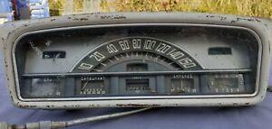 Ancien Compteur de Voiture Jaeger Peugeot 403 veglia