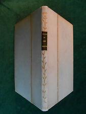 § Paul VERLAINE, MES PRISONS (1893) - ÉDITION ORIGINALE BIEN RELIÉE §