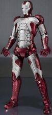 Iron Man 2 S.H. Figuarts Iron Man Mark V & Hall Of Armor Set Action Figure