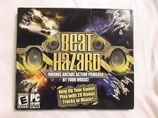 Beat Hazard (PC, 2010, THQ, SEALED NEW)