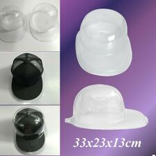 Clear Baseball Cap Hat Display Case Storage Holder Cap-it Dustproof Protector