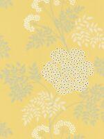 Sanderson Cow Parsley Wallpaper DOPWCO105 Chinese Yellow