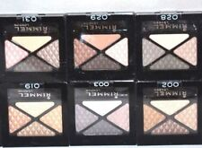 Rimmel Glam Eyes Quad Eyeshadow  New Free Shipping YOU PICK THE COLOR