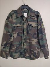 United States Us Army Special Forces Recon L/S Military Shirt - Men's M Reg
