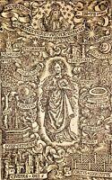 LOT DE 24 GRAVURES ANCIENNES. SUR PAPIER. DECOUPÉS. L'EUROPE ?. XVIII-XIX