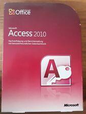 Microsoft Office Access 2010 / Vollversion / Retailbox / 077-05757