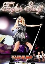 USED (VG) Swift, Taylor - Teardrops: Unauthorized Documentary (2012) (DVD)