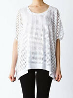 BNWT Religion Skip Tee T-shirt Top in White