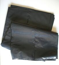 100 x Heavy duty 240L Garbage Bags Bin Liners - 100% Austrlian made (35um)