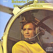 Em Ritmo de Aventura - Roberto Carlos 1967 - Brand New Brazilian CD Import