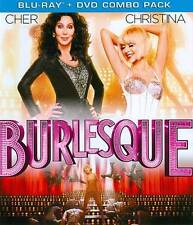 Burlesque (Blu-ray/DVD, 2011, 2-Disc Set)