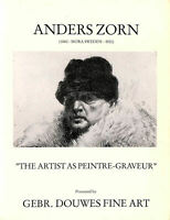 Exhibition Anders Zorn. by No author.