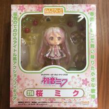 Nendoroid authentic Sakura Miku Hatsune Miku 274 Figure