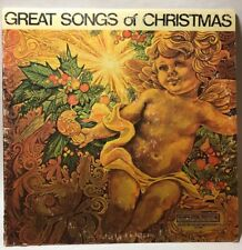 Good Year The Great Songs Of Christmas CSS 888 Lp Record