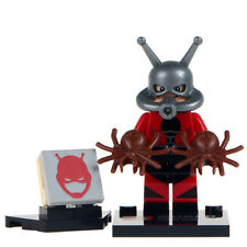 Antman - Marvel Collection Lego Moc Minifigure Gift For Kids