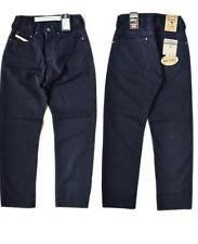 NWT! $148 DIESEL BASIC SADDLE JEANS STRENGTH AND RESISTANT FABRIC- NAVY SIZE 26