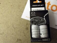 Paint touch up kit, genuine Mazda 6 new Soul Red Crystal, 46V, 2, 3, 5, CX5
