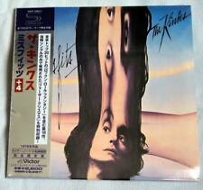 The Kinks - Misfits (1978) / JAPAN MINI LP SHM CD (2008) +4 bonus tracks
