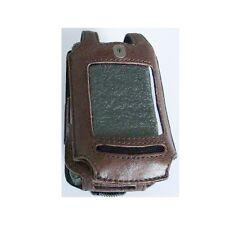 T-Mobile Pelle Custodia per Motorola RAZR2 V8 V9 CUSTODIA COVER CASE RAZR 2 V 8 9