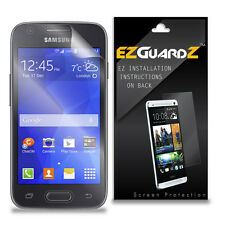 2X EZguardz LCD Screen Protector Skin HD 2X For Samsung Galaxy Ace 4 (Clear)