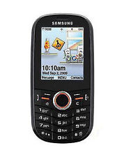 Samsung Intensity Sch-U450 - Black (Alltel) Cellular Phone