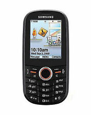 Samsung Intensity SCH-U450 - Black (Verizon) Cellular Phone