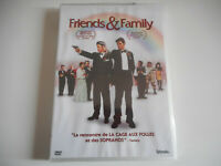 DVD NEUF - FRIENDS & FAMILY / COMEDIE