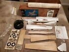 Midwest SKYHAWK A4D-1 Scale RC Model Airplane Kit - Never Assembled