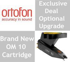 Technics Turntable Cartridge & Headshell Upgrade - Ortofon OM 10