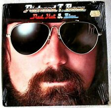 Richard T Bear Red Hot & Blue 1978 RCA Records # AFL1-2927 BLUES ROCK Sealed LP