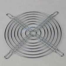 Wholesale 10pcs 135mm Metal wire Fan Grill Finger Guard Protection For PC 13.5cm