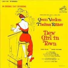 Audio CD: New Girl in Town (1957 Original Broadway Cast), NEW GIRL IN TOWN / O.B
