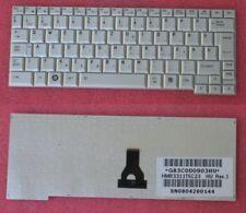 Keyboard Qwertz HU Hungarian TOSHIBA PORTEGE R500 G83C000903HU HMB3311TSC23 Grey
