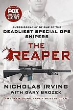 (NEW) The Reaper: Autobiography of One of the Deadliest Special Ops Snipers PB
