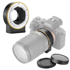 Neewer Electronic AF Lens Mount Adapter for Nikon f Lense to Sony E-mount Camera