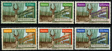 Guinea 1961 SG#283-288 Protection Of Animals MNH Set #D58336