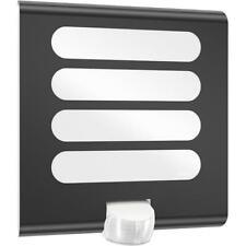 Steinel LED Außenleuchte L 224 anthrazit Außenlampe Bewegungsmelder Sensor Lampe