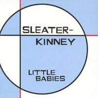 Sleater-Kinney-Little Babies CD Single, Maxi  New