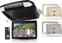 "POWER ACOUSTIK 11.2"" LCD Overhead Flip-Down Monitor w/ Built-in DVD | PMD-112CMX"