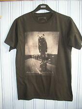 Ezekiel para hombre/niños Negro Algodón Camiseta S Slim todo lo que tenemos es ahora hombre + Cabeza De Oso