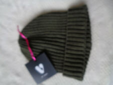 Beanie Hat Khaki NEW WITH DEFECT